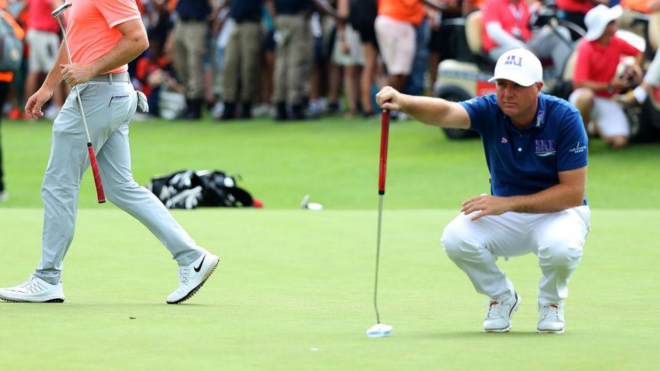 Penyebab cedera dalam olahraga golf