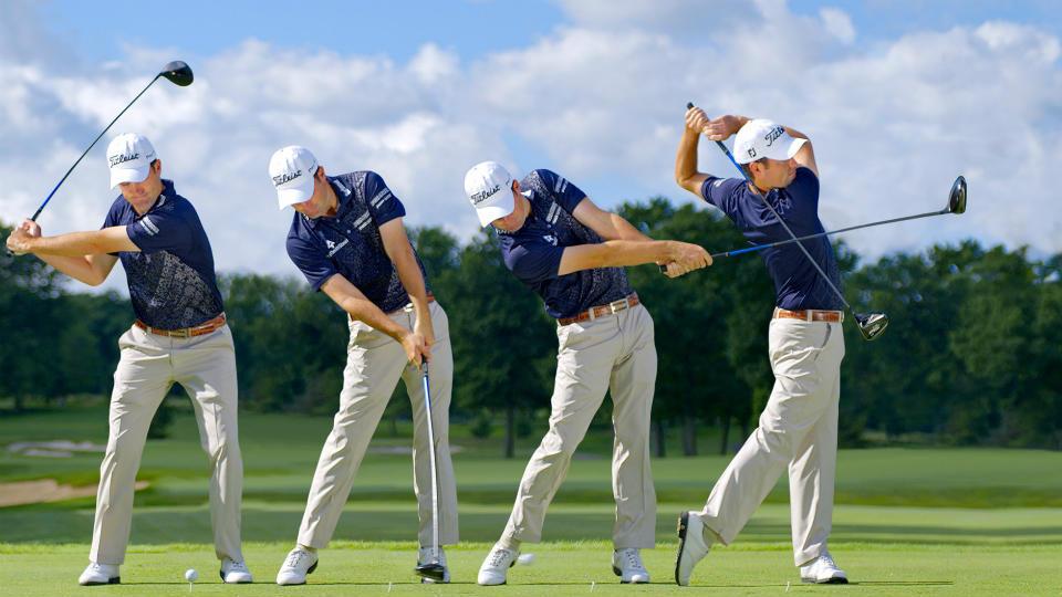 Pemilihan stick golf berpengaruh terhadap swing