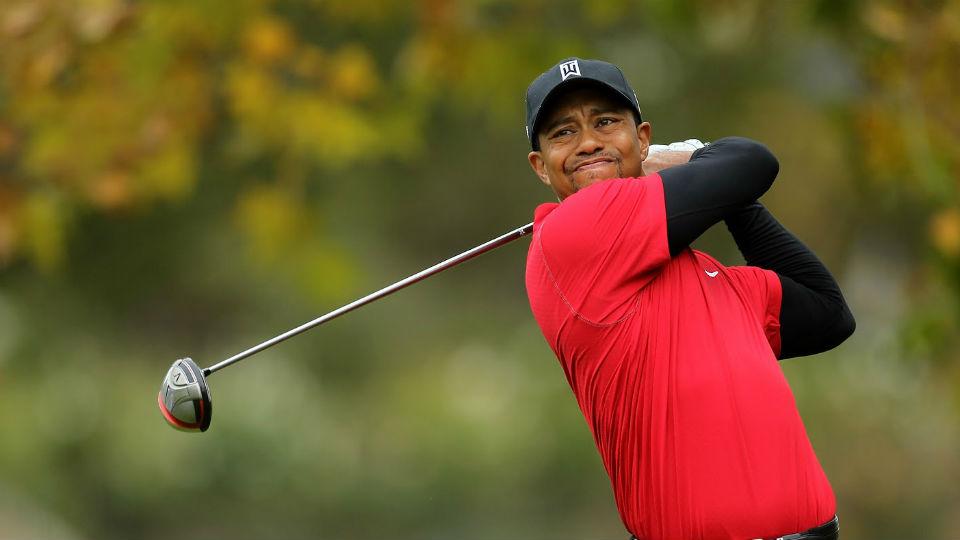 Tiger Woods sukses menjuarai kejuaraan golf dunia sebanyak 18 kali